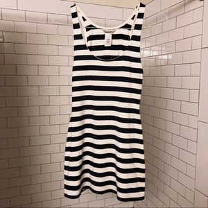 JUICY Striped Print Dress